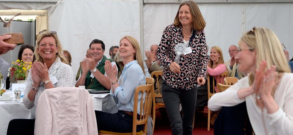 Sussex Farmer Annie Brown wins prestigious national farming & conservation award