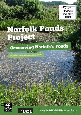 conserving ponds