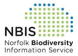 norfolk biodiversity information service logo
